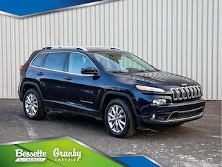 2016 Jeep Cherokee Limited CUIR NAVIGATION VUS
