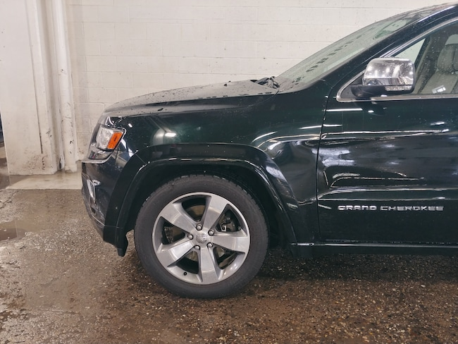 Used 2014 Jeep Grand Cherokee Overland | EcoDiesel | Tech Grp For