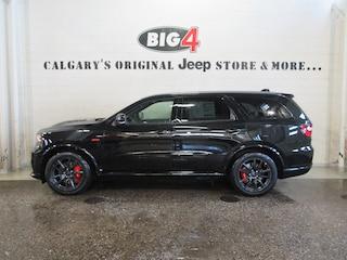 New 2018 Dodge Durango SRT SUV Calgary, AB