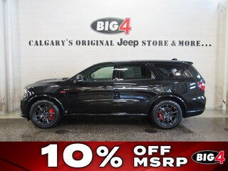 New 2018 Dodge Durango SRT SUV 1C4SDJGJ2JC398071 Calgary, AB