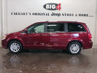 New 2019 Dodge Grand Caravan CVP/SXT Van 2C4RDGBGXKR740453 Calgary, AB