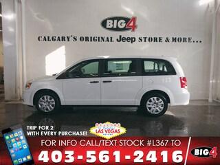 2019 Dodge Grand Caravan Canada Value Pkg | Hands Free | SAT Van