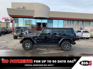 2018 Jeep Wrangler Unlimited Rubicon | 4x4 | Remote Keyless Entry SUV