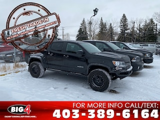 Used 2019 Chevrolet Colorado ZR2 Camion cabine Crew Calgary, AB