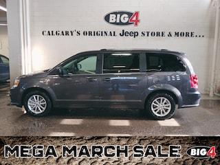 New 2020 Dodge Grand Caravan Premium Plus Van 2C4RDGCG2LR167208 Calgary, AB