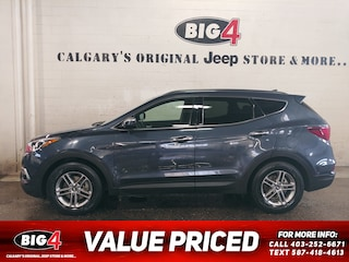 Used 2018 Hyundai Santa Fe Sport 2.4L Premium AWD Calgary, AB