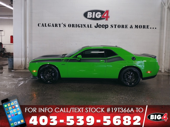 2017 Dodge Challenger Scat Pack T/A 392 Limited Edition Coupe
