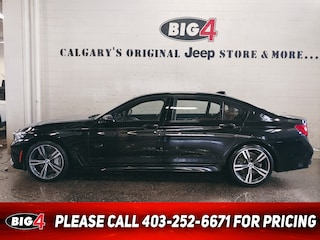 Used 2019 BMW 750 Li xDrive AWD Calgary, AB