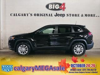 Used 2019 Jeep Cherokee Sport   4x4 SUV 1C4PJMAB3KD318581 Calgary, AB