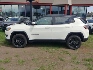 New 2019 Jeep Compass North 4x4 SUV Calgary, AB