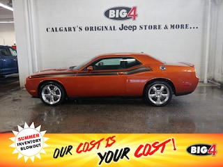Used 2011 Dodge Challenger R/T Coupe Calgary, AB