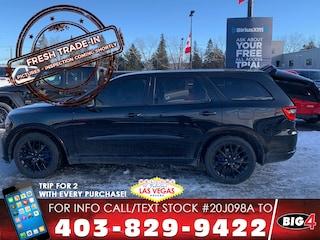 2015 Dodge Durango R/T | AWD | Heated Seats + Wheel SUV