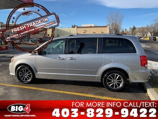 Used 2016 Dodge Grand Caravan SXT Van Calgary, AB