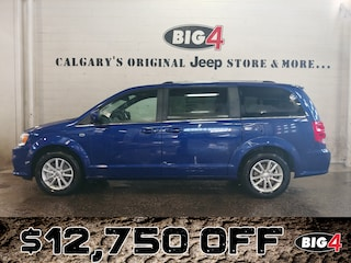 New 2019 Dodge Grand Caravan CVP/SXT Van 2C4RDGCG3KR791226 Calgary, AB