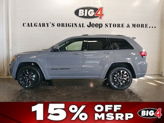 New 2019 Jeep Grand Cherokee Laredo 4x4 SUV 19J376 Calgary, AB