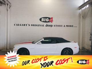 Used 2012 Chevrolet Camaro SS Décapotable ou cabriolet Calgary, AB