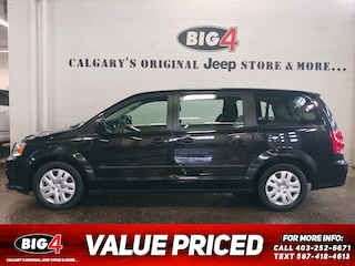 Used 2015 Dodge Grand Caravan SE Canada Value Package FWD Calgary, AB