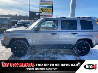 2015 Jeep Patriot Altitude | 4x4 | Uconnect | Cruise Control SUV