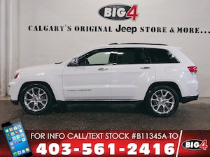 2014 Jeep Grand Cherokee Summit EcoDiesel | Pano roof | hitch SUV