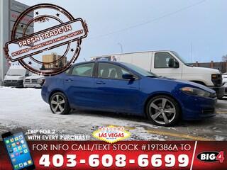 2013 Dodge Dart Limited/GT | Heated Seats + Wheel | Bluetooth Sedan