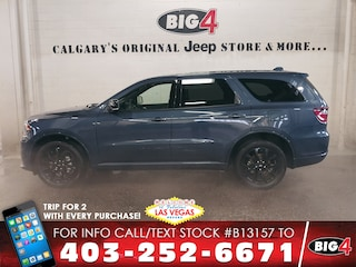 Used 2019 Dodge Durango GT VUS Calgary, AB