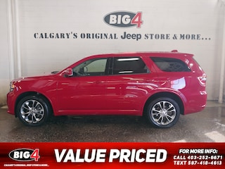 Used 2019 Dodge Durango GT AWD VUS Calgary, AB