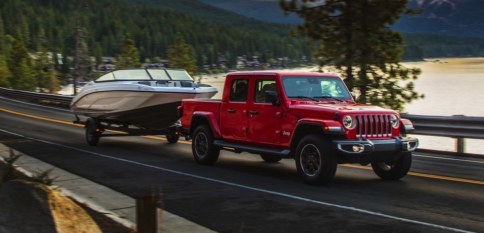 2021 Jeep Gladiator | Big 4 Motors Ltd.