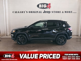Used 2018 Jeep Compass North 4WD 4x4 Calgary, AB