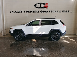 New 2020 Jeep Cherokee Trailhawk SUV 20J012 Calgary, AB