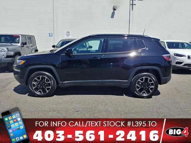 2019 Jeep Compass Upland Edition | Black Wheels | Camera SUV