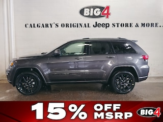 New 2019 Jeep Grand Cherokee Laredo 4x4 SUV 1C4RJFAGXKC783865 Calgary, AB