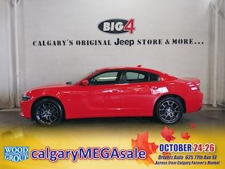 Used 2018 Dodge Charger GT Plus AWD   Leather   remote start Sedan 2C3CDXJG3JH227187 Calgary, AB