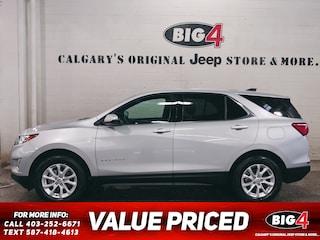 Used 2018 Chevrolet Equinox 1LT SUV Calgary, AB