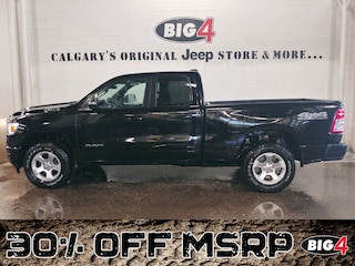 New 2019 Ram All-New 1500 Big Horn Truck Quad Cab Calgary, AB