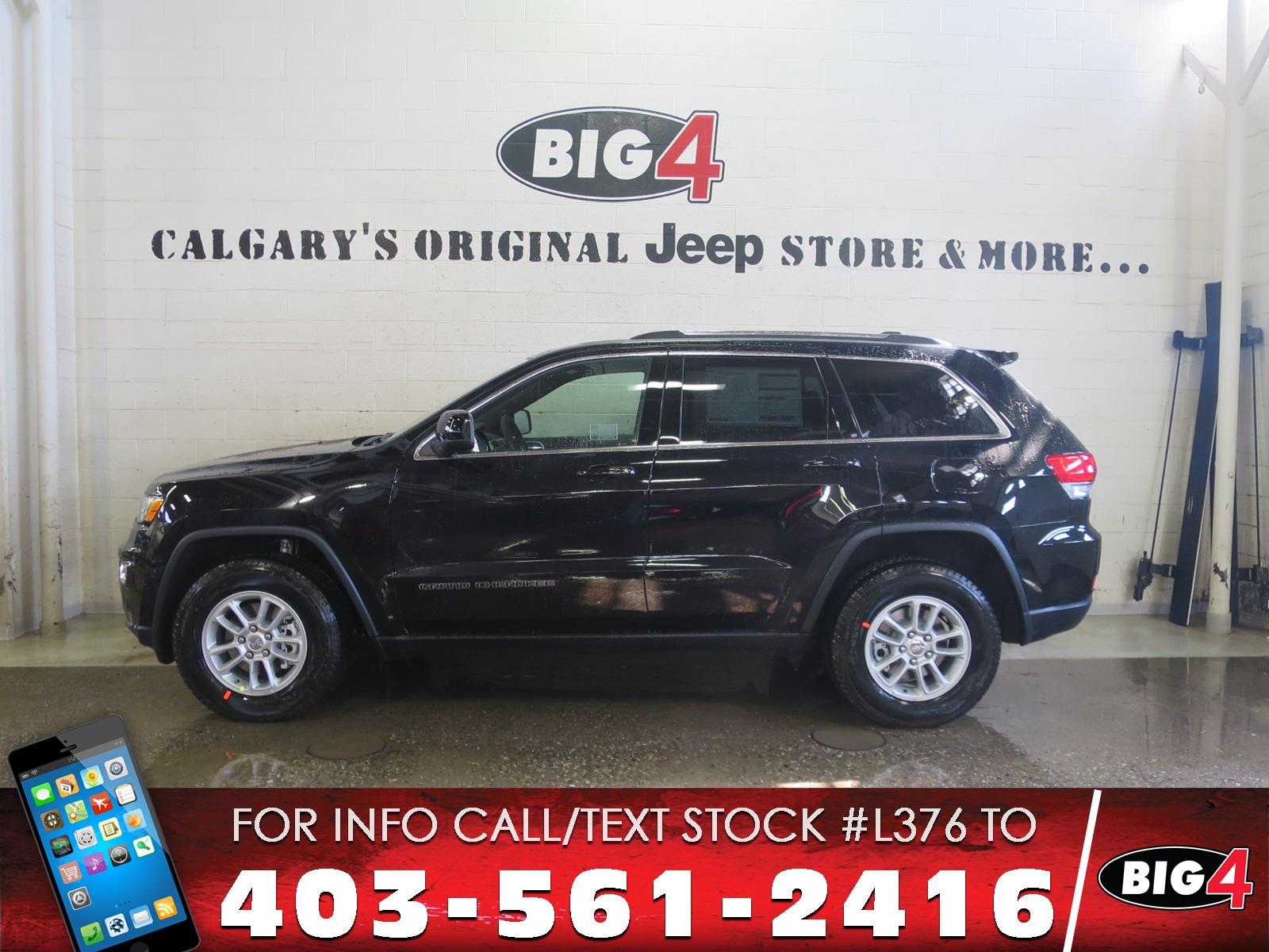2018 Jeep Grand Cherokee Laredo | V6 | Pwr Driver seat | 4x4 SUV