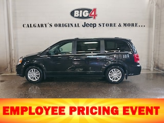 New 2020 Dodge Grand Caravan Premium Plus Van 2C4RDGCG6LR221027 Calgary, AB
