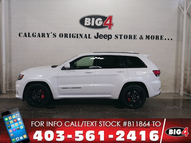2017 Jeep Grand Cherokee SRT | 6.4L HEMI V8 | Laguna Leather | Tow Pkg SUV
