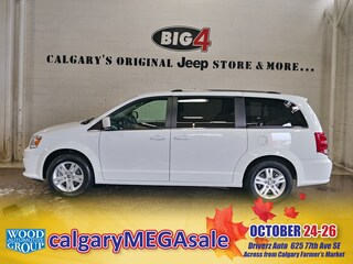 Used 2018 Dodge Grand Caravan Crew Van 2C4RDGDGXJR288368 Calgary, AB