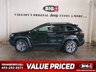 Used 2019 Jeep Cherokee Trailhawk L Plus 4WD SUV Calgary, AB