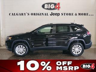New 2019 Jeep Cherokee Sport 4x4 SUV 1C4PJMAB9KD486712 Calgary, AB
