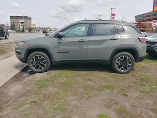 New 2019 Jeep Compass Sport 4x4 SUV Calgary, AB