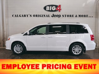 New 2020 Dodge Grand Caravan Premium Plus Van 2C4RDGCG5LR186688 Calgary, AB