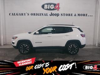 2019 Jeep Compass Sport 4WD SUV