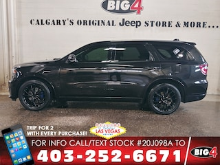 Used 2015 Dodge Durango R/T | AWD | Heated Seats + Wheel SUV Calgary, AB
