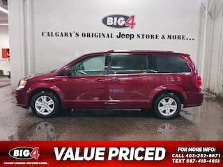 Used 2019 Dodge Grand Caravan Crew Plus FWD Calgary, AB