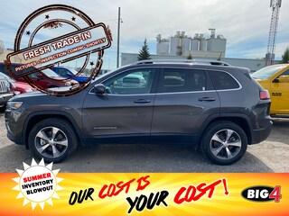 Used 2019 Jeep Cherokee Limited SUV Calgary, AB