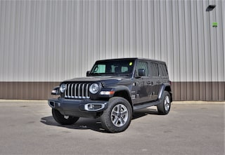 New 2020 Jeep Wrangler Unlimited Sahara SUV for Sale in Hinton