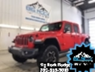 New 2020 Jeep Gladiator Rubicon Truck Crew Cab for Sale in Hinton