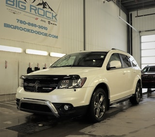 Used 2015 Dodge Journey Crossroad All-wheel Drive for Sale in Hinton