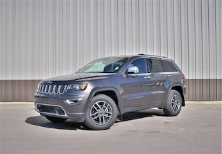 New 2020 Jeep Grand Cherokee Limited SUV for Sale in Hinton